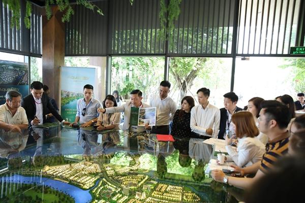Sở hữu giá trị tiềm năng lớn, phân khu River Park 1 nhanh chóng tạo được sức nóng ngay khi ra mắt.