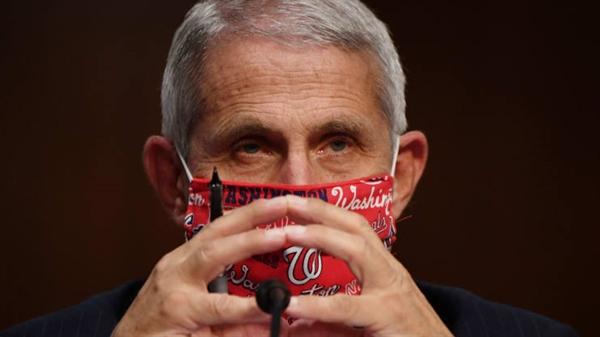 Tiến sĩ Anthony Fauci – Cố vấn Y tế Nhà Trắng. Nguồn ảnh: Reuters.