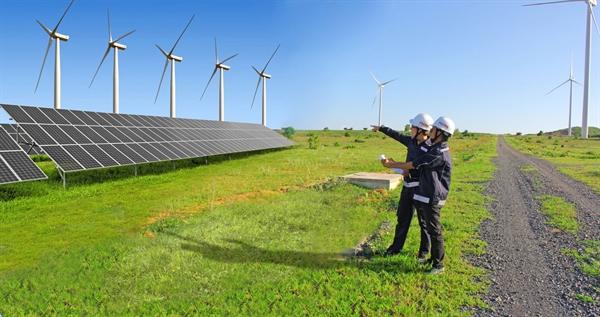 Năng lượng bền vững sẽ thay đổi tương lai. Nguồn ảnh: Fecon.