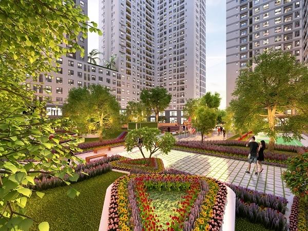 Dự án Bcons Garden đáp ứng nhu cầu an cư tiện nghi
