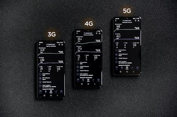 Ảnh 4: Vsmart Aris 5G sẽ mang đến trải nghiệm Internet tốc độ vượt trội cho người dùng.