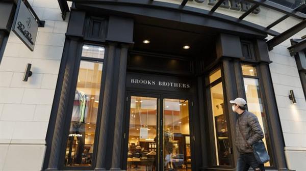 Brooks Brothers, hãng thời trang hơn 200 tuổi ở Mỹ đệ đơn xin phá sản. Ảnh: Getty