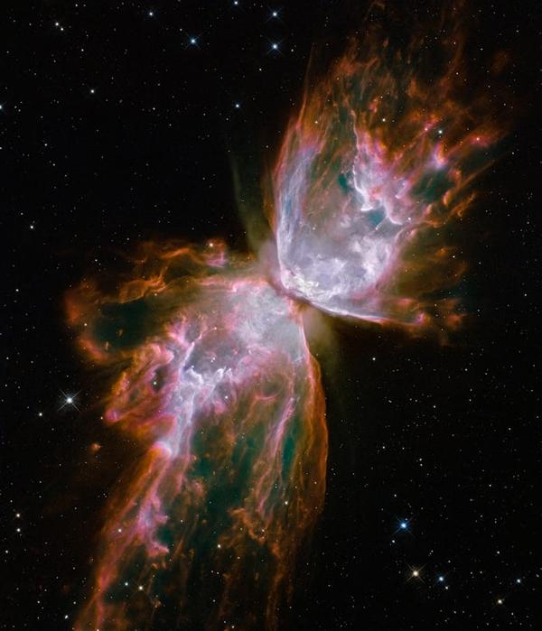 Tinh vân Bướm là một tinh vân hành tinh trong chòm sao Bọ Cạp có chứa một trong những ngôi sao nóng nhất được biết đến trong Dải Ngân hà.