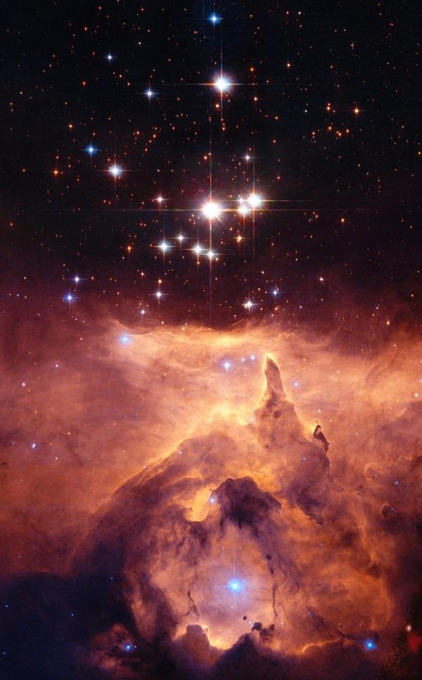 Nằm trong chòm sao Scorpius, cụm sao mở Pismis 24 là ngôi nhà của nhiều ngôi sao lớn. Pismis 24 nằm ở lõi của NGC 6357, hay Tinh vân Tôm hùm.