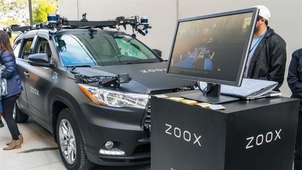 Amazon đã mua lại công ty khởi nghiệp cho thuê xe tự lái Zoox nhằm tìm kiếm các nguồn lợi nhuận mới. Nguồn ảnh: Reuters.