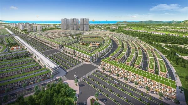 """Kỳ Co Gateway đang thu hút khách hàng với tầm nhìn """"triệu đô"""" hướng biển."""