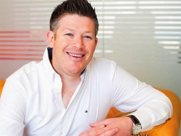 Ông Mike Rich - Giám đốc Tiếp thị Quốc tế của The Entertainer cho biết: những nỗ lực đang làm cho ứng dụng tiết kiệm tiền có giá cả phải chăng hơn. Nguồn ảnh: The Entertainer.