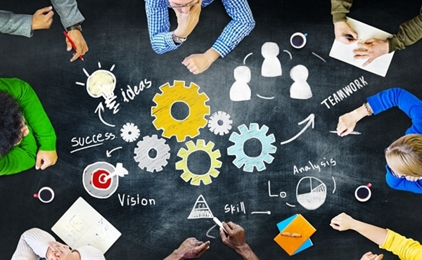 Kỹ năng xã hội là một yếu tố quan trọng quyết định sự thành công. Ảnh minh họa: Fotolia.