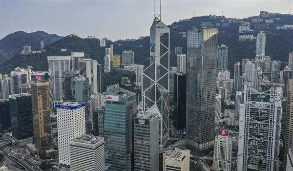 GDP của Hồng Kông tăng 0,6% trong quý I năm nay, mức tăng trưởng chậm nhất trong một thập kỷ. Nguồn ảnh: SCMP.