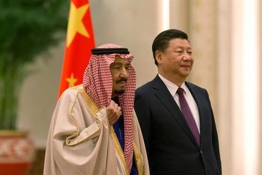 Tuy nhiên, ảnh hưởng lớn dần của Trung Quốc lên nền kinh tế các nước vùng Vịnh không thể đo lường một cách trực tiếp được. Nguồn ảnh: WPR.