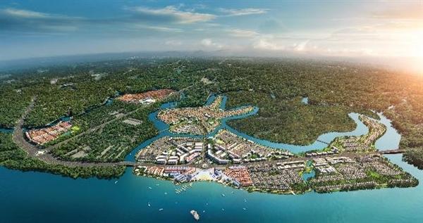 Đô thị sinh thái thông minh Aqua City với quy mô gần 1,000ha được quy hoạch bài bản góp phần thúc đẩy thị trường BĐS Đồng Nai