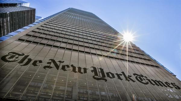 Tờ New York Times chuẩn bị chuyển 1/3 nhân viên tại Hồng Kông đến Seoul do lo ngại về luật pháp an ninh quốc gia. Nguồn ảnh: Reuters.