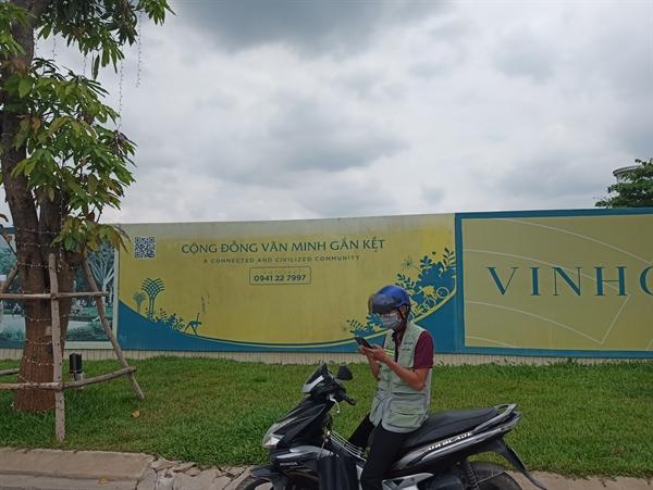 Dự án Vinhome Granpark, Quận 9, TP.HCM