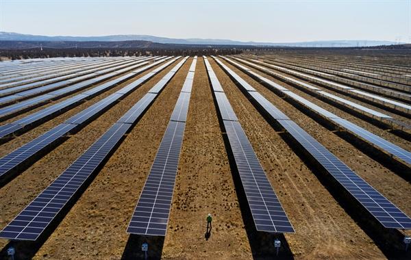 Hơn 80% năng lượng tái tạo mà các nguồn của Apple đến từ các dự án mà Apple tạo ra. Nguồn ảnh: Apple.