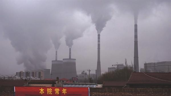 Ô nhiễm không khí vẫn là vấn đề lớn của kinh tế Trung Quốc.