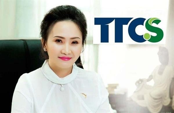 Bà Đặng Huỳnh Ức My, Chủ tịch HĐQT của TTCG. Ảnh: TTCS