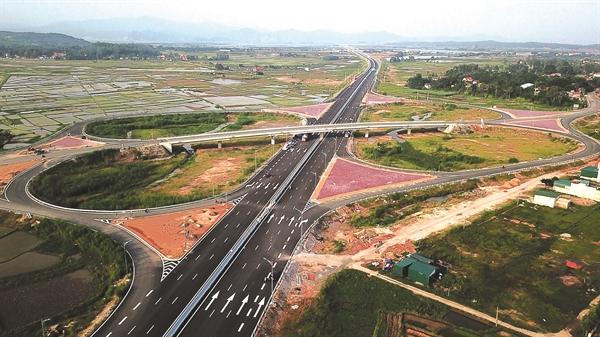 Nút giao thông Quảng An- Hạ Long