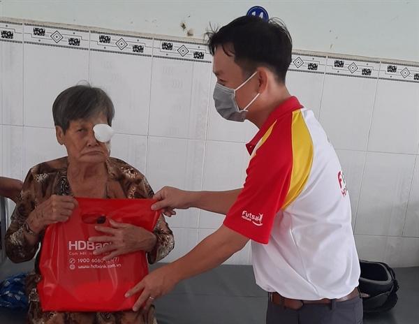 Năm 2020, HDBank sẽ tiếp tục hành trình đồng hành mang lại ánh sáng cho 1.000 bệnh nhân nghèo.