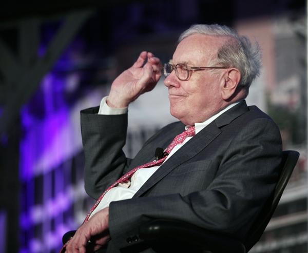 Với Warren Buffett, vàng luôn là một khoản đầu tư tồi