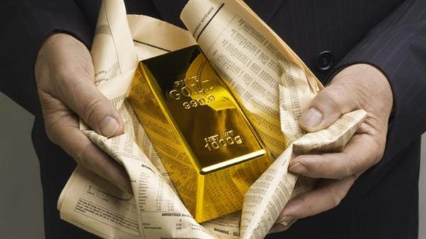 Cầm trên tay một khối vàng lớn là cảm giác thích thú với rất nhiều người