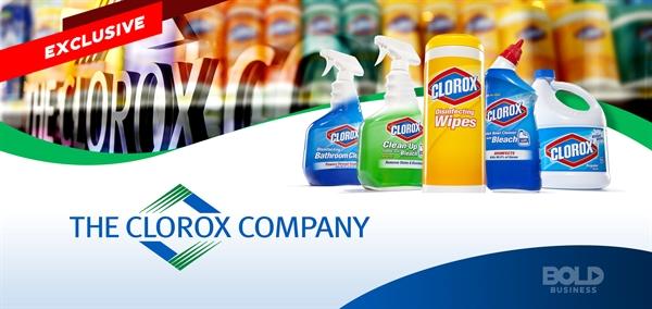 Clorox đã đi một chặng đường dài kể từ năm 1913 khi thuốc tẩy là sản phẩm duy nhất của công ty. Nguồn ảnh: Bold Business.