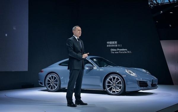 Porsche - một trong những thương hiệu ô tô cao cấp của Đức thống trị thị trường xe hơi hạng sang tại Trung Quốc. Nguồn ảnh: Porsche China Motors.