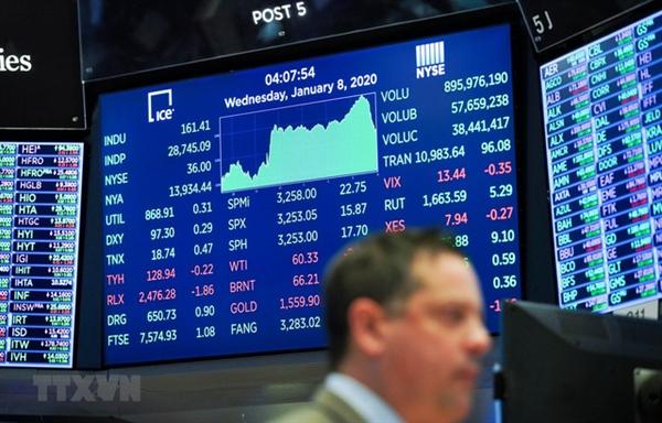 Thị trường chứng khoán Mỹ nối dài đà tăng trong phiên giao dịch ngày 5/8. Ảnh minh họa.