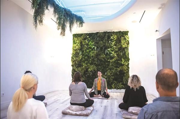 Thiền đang được đưa vào nhiều tập đoàn lớn trên thế giới.