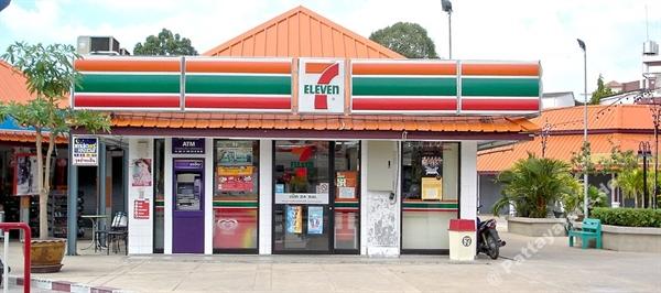 Một cửa hàng 7-Eleven tại Pattaya, Thái Lan. Nguồn ảnh: Bangkok Post.