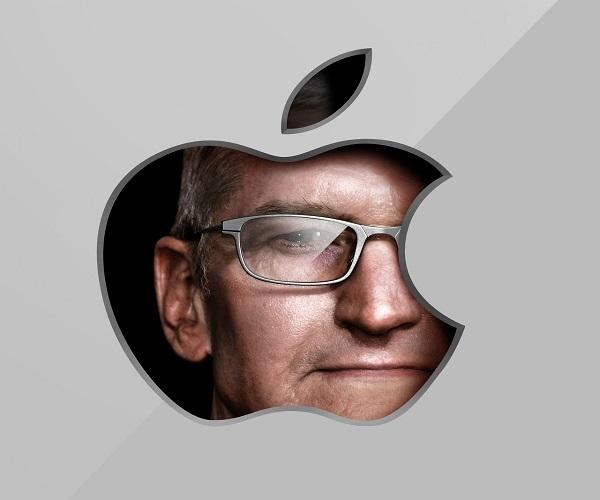 """Cổ phiếu của """"Táo khuyết"""" tăng gấp 6 lần khẳng định cách vị kỹ sư công nghiệp Tim Cook biến những sáng tạo của Steve Jobs thành """"Apple của Tim Cook"""". Nguồn ảnh: The Wall Street Journal."""