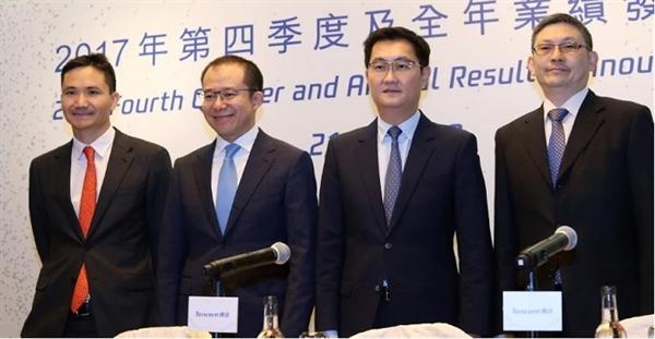 Tencent Holdings - nhà phát hành trò chơi và nhà điều hành mạng xã hội lớn nhất Trung Quốc, hiện là công ty trả tiền nhiều nhất trong số các công ty niêm yết tại Hồng Kông. Nguồn ảnh: SCMP.