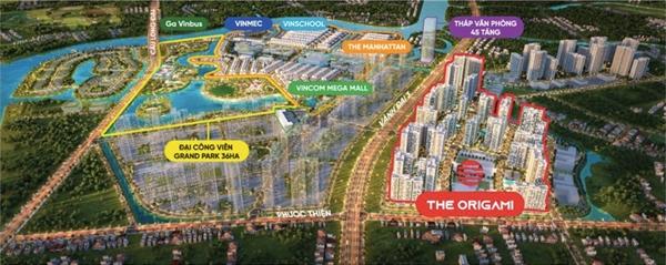 Chính sách bán hàng hấp dẫn mang đến cơ hội gần hơn cho những cư dân tương lai của đại đô thị đẳng cấp quốc tế Vinhomes Grand Park.