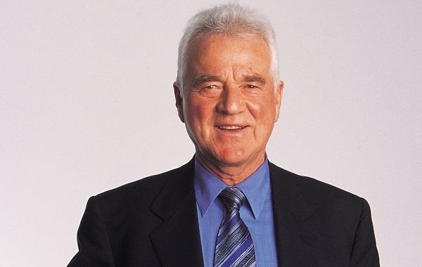 Ông Frank Stronach,  người sáng lập của Magna International. Ảnh: Equimanagement.