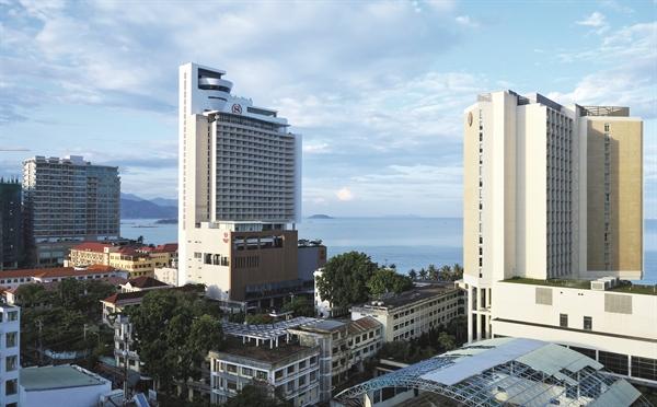 Khách sạn Sheraton Nha Trang.