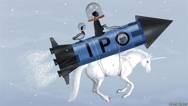 Thật bất ngờ là có khá nhiều công ty trong vài tháng qua với các đợt IPO đều cạn kiệt cho đến cuối tháng 5, đã quay trở lại với sàn chứng khoán ở Mỹ. Nguồn ảnh: The Economist.