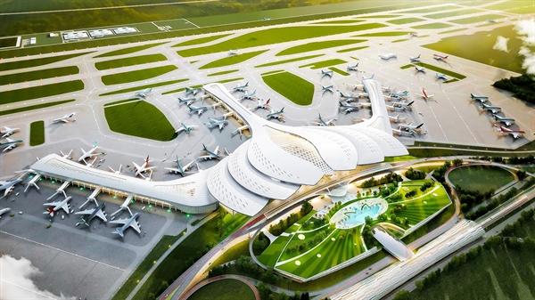 Sân bay Long Thành đã được chốt tiến độ bàn giao mặt bằng để khởi công vào tháng 10.2020.