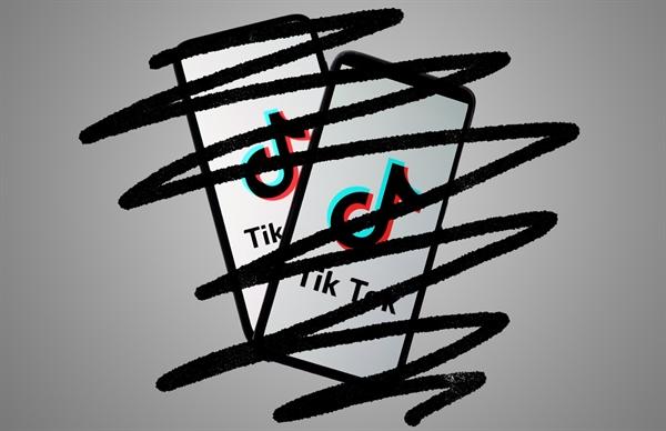 Mỹ cũng đang thúc đẩy lệnh cấm đối với các công ty công nghệ Trung Quốc bao gồm ByteDance - chủ sở hữu của TikTok. Nguồn ảnh: supchina.