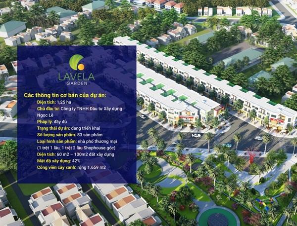 Những thông tin cơ bản của LaVela Garden