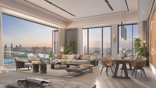 Kế thừa nền tảng tiện ích từ City Garden, đến với The River, với diện tích vượt trội từ 400-750 m2, Refico đã đặt hàng DKO kiến tạo không gian sống làm hài lòng cả 3 thế hệ trong một gia đình.