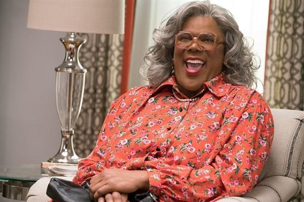 Hình tượng bà già Madea là bước ngoặt đưa Tyler Perry đến với danh hiệu tỷ phú USD. Ảnh: USA Today.