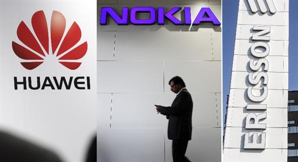 Ericsson và Nokia đã sống sót sau cuộc khủng hoảng dotcom khi họ theo đuổi các mục tiêu dài hạn. Nguồn ảnh: Reuters.