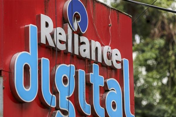 Công ty Reliance Industries trước đó đã trở thành công ty Ấn Độ niêm yết đầu tiên vượt qua 200 tỉ USD vốn hóa thị trường. Nguồn ảnh: Bloomberg.