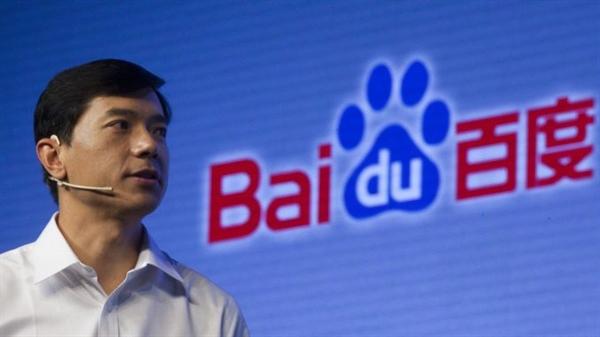 Người sáng lập và chủ tịch Baidu Robin Li đã tham gia trực tiếp vào dự án. Nguồn ảnh: Bloomberg.