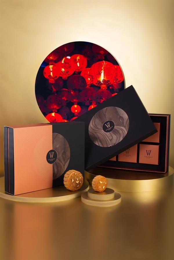 Hộp quà Signature Moonlight Gift Set cao cấp có giá 900.000 VND+