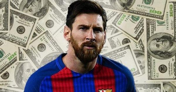 Tổng số tiền ngôi sao bóng đá thế giới kiếm được đã cán mốc 1 tỉ USD (760 triệu bảng Anh) thu nhập trước thuế. Nguồn ảnh: AP.
