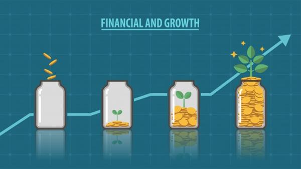 Tiết kiệm và đầu tư là một trong những bước rất quan trọng để bạn có thể đạt được tự do về tài chính. Ảnh minh họa: Freepik.