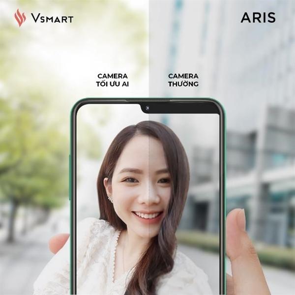 Vinsmart sử dụng AI để giải quyết thách thức thu sáng của camera ẩn dưới màn hình.