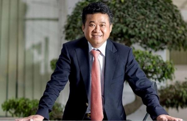 Ông Đặng Thành Tâm, Chủ tịch Hội đồng Quản trị KBC. Ảnh: Vietnamfinance.
