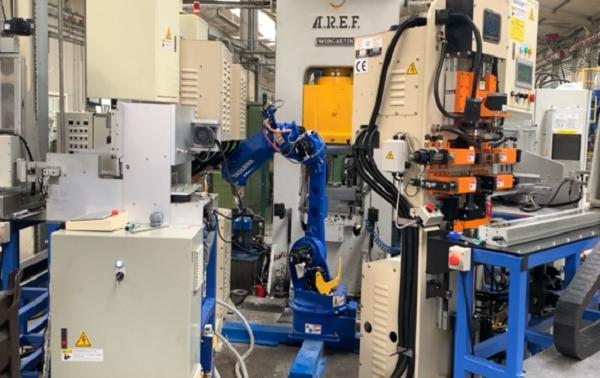 Các máy cơ khí tự động của Đài Loan được nhiều nhà máy trên thế giới sử dụng.