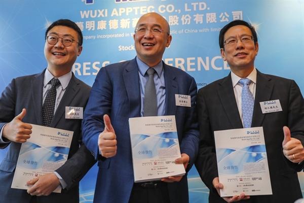 Theo Giám đốc điều hành của Wuxi AppTec, nhà cung cấp hợp đồng nghiên cứu dược phẩm lớn nhất châu Á, việc chính phủ Mỹ giám sát chặt chẽ hơn đầu tư của Trung Quốc vào các công ty công nghệ sinh học của Mỹ sẽ không làm giảm sự quan tâm của nước này trong việc theo đuổi các cơ hội đầu tư. Nguồn ảnh: SCMP.